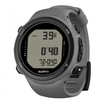 Suunto D4i Novo Gray + USB Interface