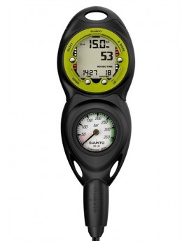 Suunto CB-Two in line 300 Bar Zoop Novo Black