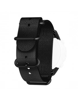 Suunto Strap Zulu D6i Novo Black with Adapters