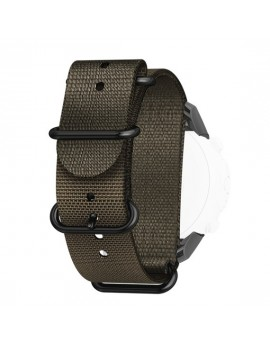 Suunto Strap Zulu D6i Novo Stealth with Adapters
