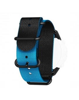Suunto Strap Zulu D6i Novo Blue with Adapters