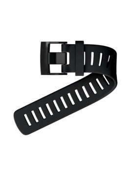 Suunto D6/D6i Extension Elastomer Strap All Black