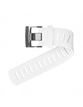 Suunto D6/D6i Extension Elastomer Strap White