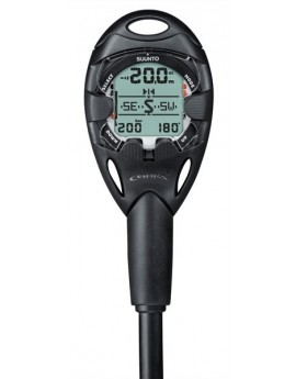 Suunto Cobra3 Black with QR + USB