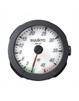 Suunto SM-16 Depth Gauge 45 meters
