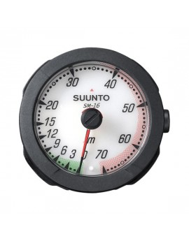 Suunto SM-16 Depth Gauge 70 meters