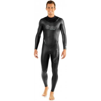 Cressi Neptune Man All in One Swim Wetsuit 2/3/4mm