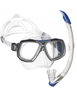 Aqua Lung Technisub Look 2 + Zephyr Snorkel Set