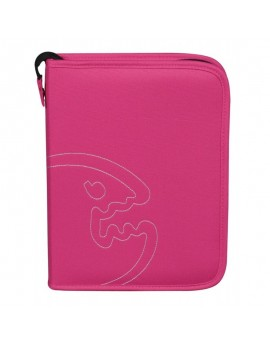iQ Logbook Large Pink